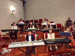 Pianists @ Oslo Suzukitreff 2016