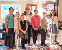 Workshop with Jenny Macmillan