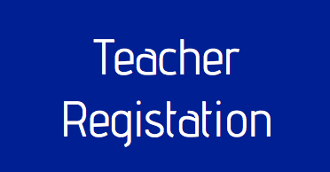 Teacher Registration button