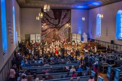 Concert at Majorstuen kirke