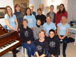 Suzuki piano teacher training with Jenny Macmillan