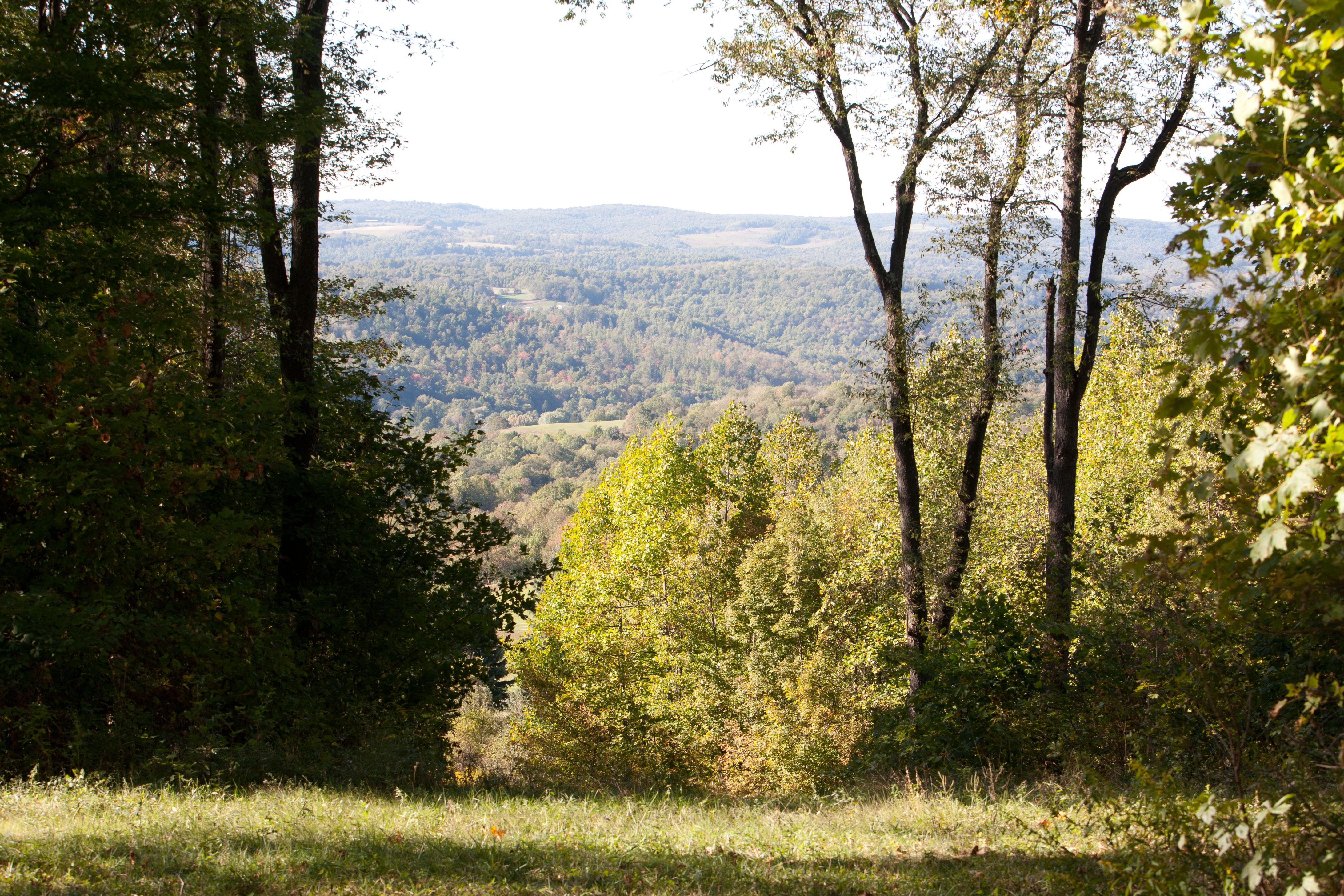 Breath taking vistas
