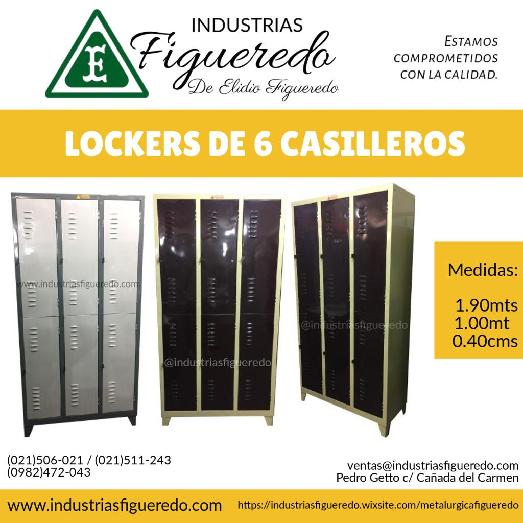 Lockers metalicos
