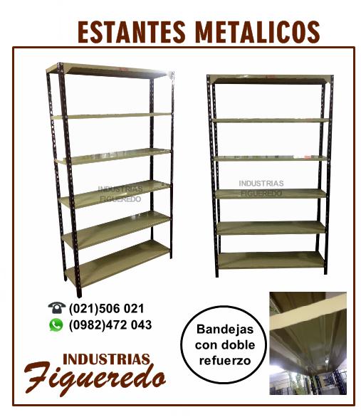 Estantes Metalicos