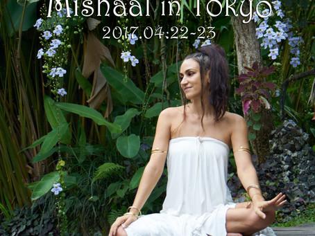 Mishaal in Tokyo 2017
