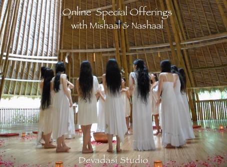 Mishaal オンライン ワークショップ