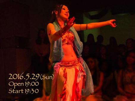 5/29(sun) Mother Earth Cabaret