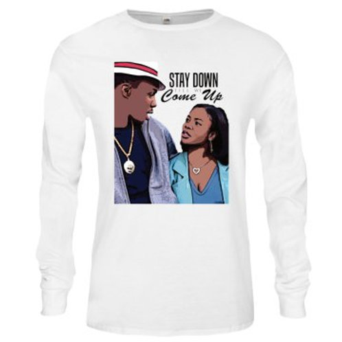 Long Sleeve Paid N Full Shirt