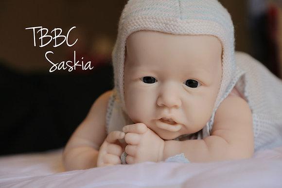 - Saskia -Blank Vinyl Canvas