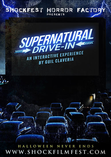 SHOCKFEST 2020 - supernatural drive  - P