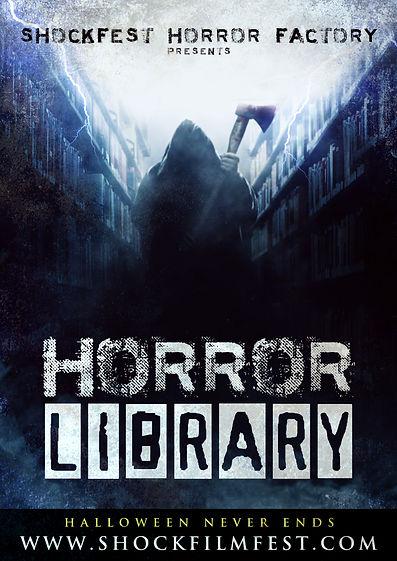 SHOCKFEST - Horror Libraray 2020 Promo P