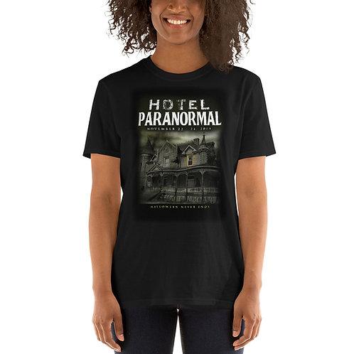Hotel Paranormal Short-Sleeve Unisex T-Shirt