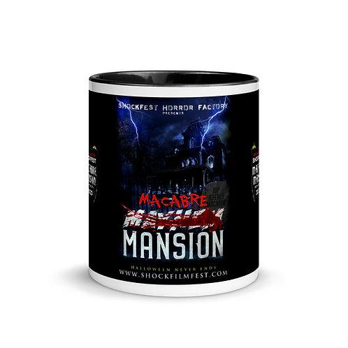 Macabre Mansion Mug