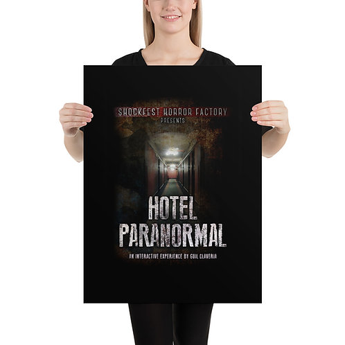 Hotel Paranormal Poster 2