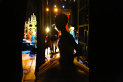 Swan Lake Backstage