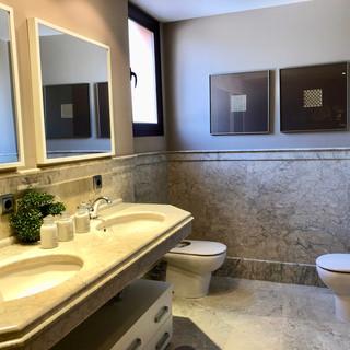 Haupt Badezimmer
