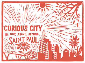 Cover for Curious City