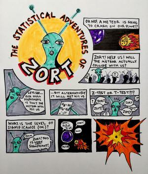 Statistical Adventures of Zort