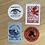 Thumbnail: Stop Line 3 Sticker Set