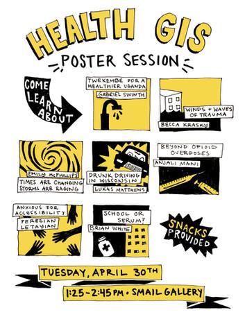 Health GIS Poster