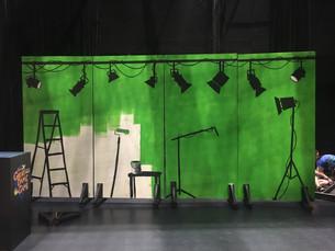 Green Screen Set
