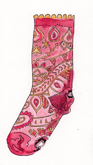 My Mother's Sock