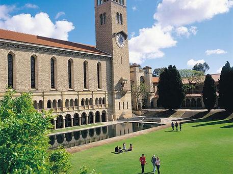Estudiar en University of Western Australia