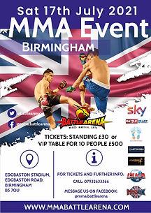 MMA EVENT - SAT 17TH JULY BIRMINGHAM.jpg
