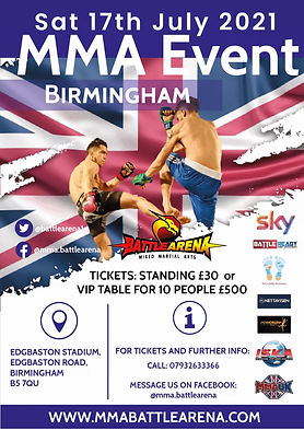 MMA EVENT - SAT 17TH JULY BIRMINGHAM.jpg