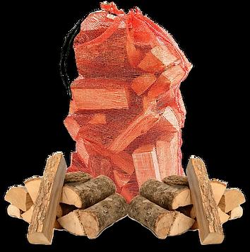 kiln dried logs Flameboyant