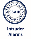 SSAIB certified intruder alarm company