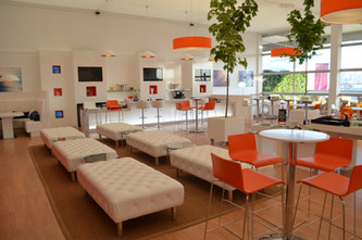 Olympic Hospitality Design and build London 2012
