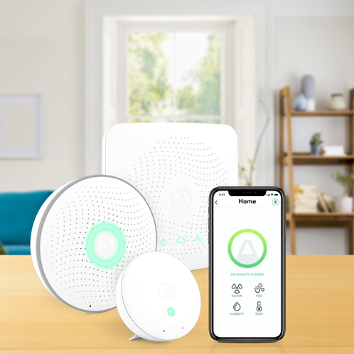 Airthings House Kit -complete indoor air quality solution
