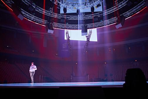 Stage Management: Stockholm
