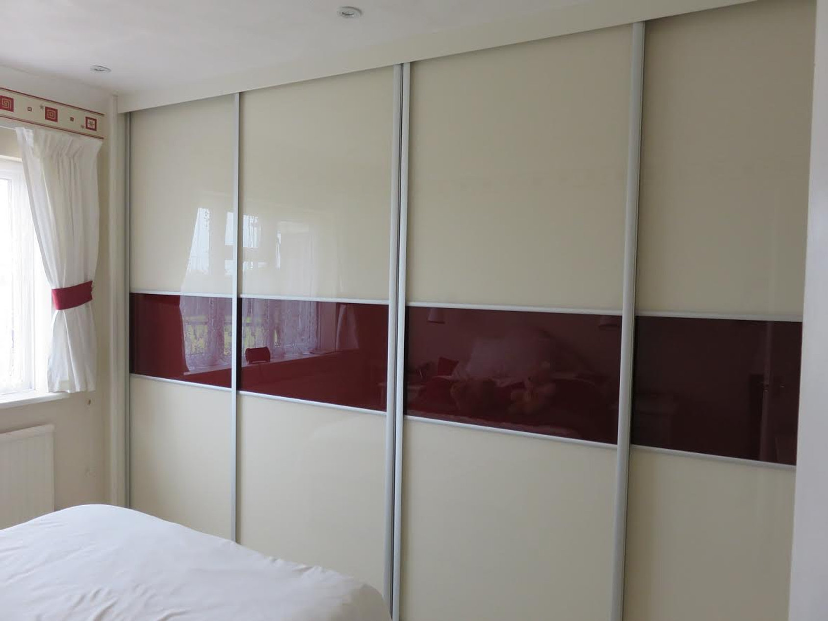 Kitchen cabinet doors huntingdon - Sliding Door Wardrobes