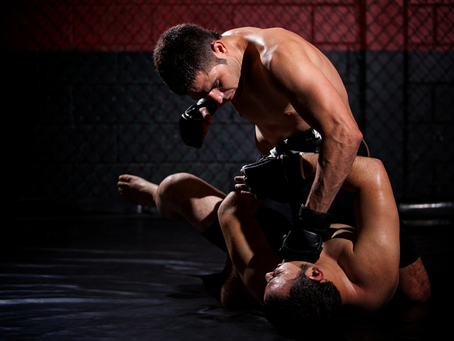 BATTLE ARENA MMA BLOG PAGE