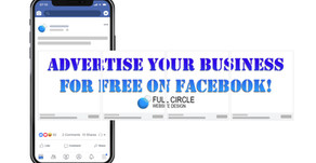 Advertise on social media for free