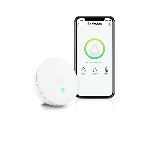 Airthings Wave Mini – Indoor air quality monitor