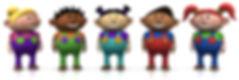 Transfig kids graphic