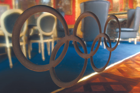 Olympic Hospitality Design and build Torino 2006