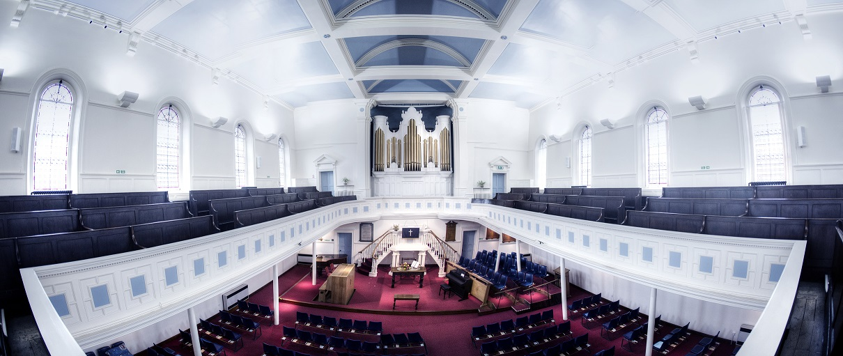 church pano