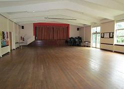 The mai hall