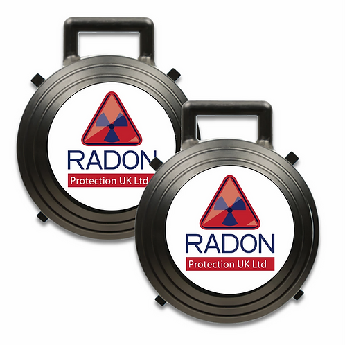 Radon Screening Test –Kit includes: Two Detectors (10 days)