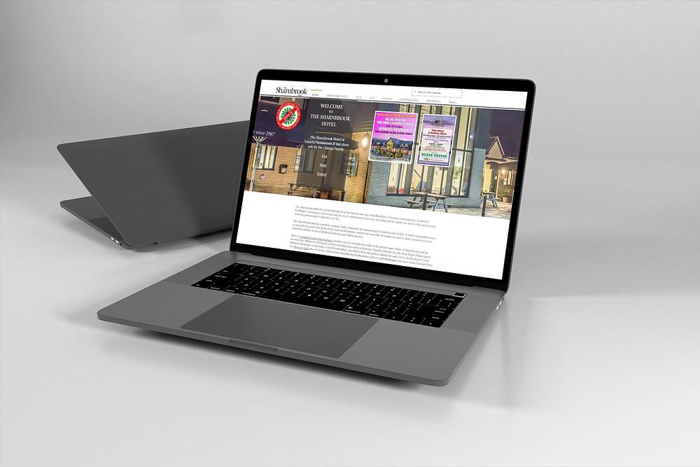 Hotel Website Design