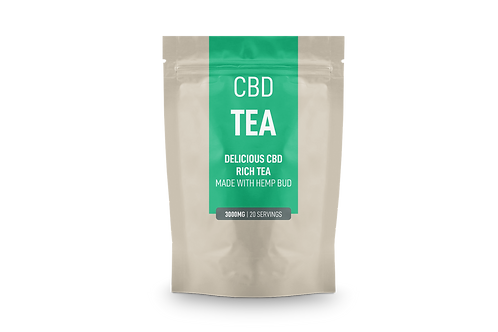 3000mg CBD Tea