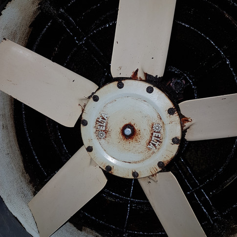 extraction fan after