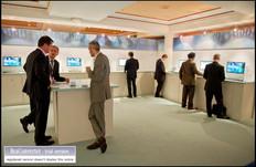 Exhibition build : Cannes