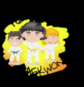 Tots Taekwondo Logo