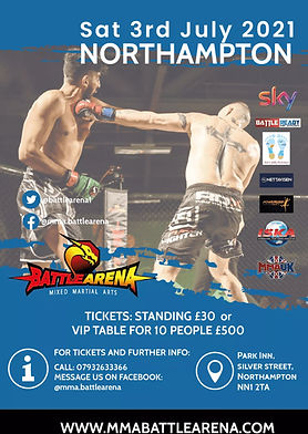 MMA EVENT - SAT 3RD JULY NORTHAMPTON.jpg