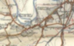 Map of Kempston 1908